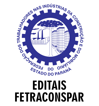 Editais da FETRACONSPAR