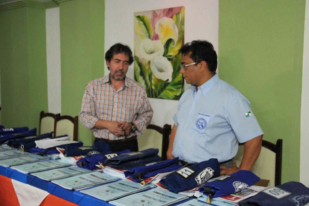 Eleições para renovação da diretoria  de 2012